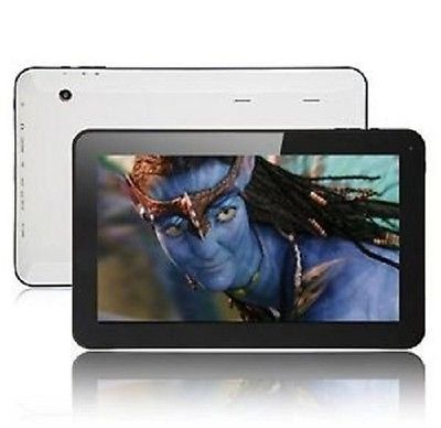 "10.1"" INCH  WHITE DUAL CORE A20 GOOGLE ANDROID 4.2.2 JELLY BEAN TABLET PC GIFT"